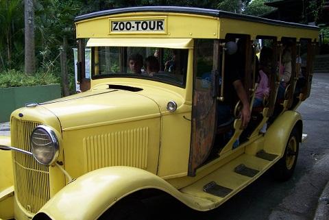 Zoológico de São Paulo. Imagem: Fábio Brito (Arquivo Jeguiando)