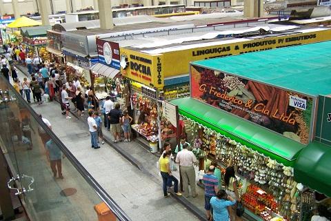 Mercado Municipal de São Paulo. Imagem: Janaína Calaça
