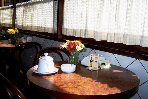 Café Girondino, São Paulo. Opção de café no centro da cidade com gostinho de passado. Imagem: Janaína Calaça