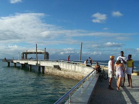 Monte Serrat, Salvador, Bahia. Imagem: Jeguiando