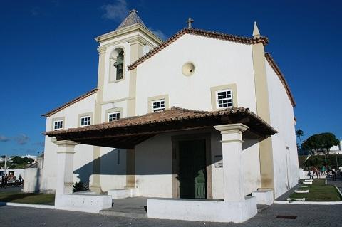 Monte Serrat, um dos locais mais belos de Salvador, pertinho da Igreja do Senhor do Bonfim. Salvador, Bahia. Imagem: Jeguiando