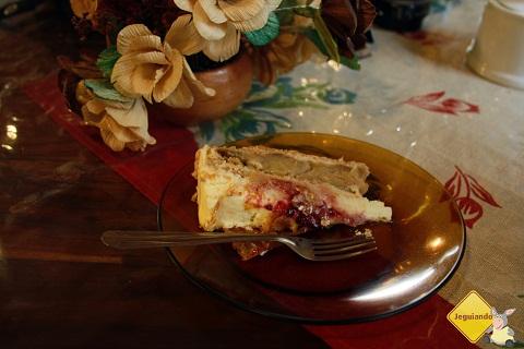 Torta polonesa. Imagem: Erik Pzado