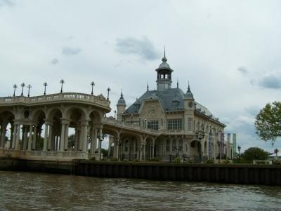 MADA - Museu de Arte do Delta Argentino. Foto: Jeguiando