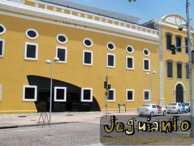 Shopping Center Paço Alfândega. Foto: Jeguiando