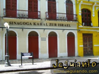Sinagoga Kahar Zur Israel. Foto: Jeguiando