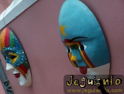 Fachada da loja Artes do Imaginário Brasileiro. Foto: Jeguiando