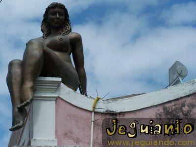 Obra de Genézio Gomes. Foto: Jeguiando.