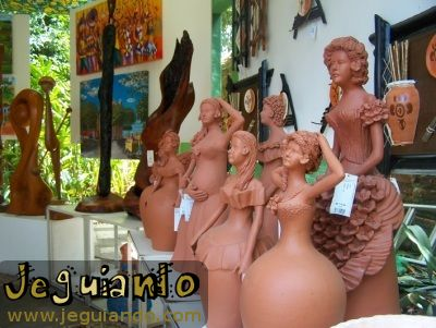 Artesanato. Foto: Jeguiando