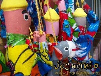 Marionetes. Foto: Jeguiando