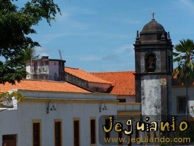 Alto da Sé - Centro Histórico de Olinda. Foto: Jeguiando