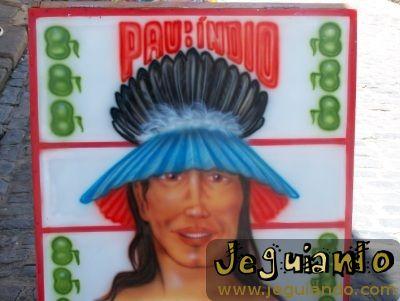 Artigo da feira de artesanato - Centro Histórico de Olinda. Foto: Jeguindo.