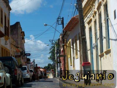 Casarões - Centro Histórico de Olinda. Foto: Jeguiando