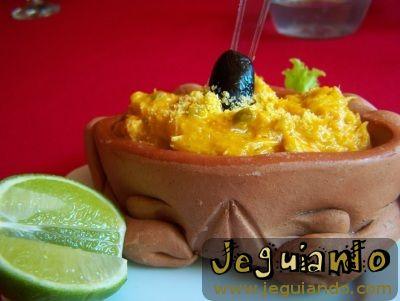 Casquinha de lagosta. Restaurante Marim. Foto: Jeguiando