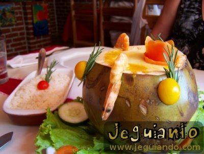 Camarão Olindense. Restaurante Marim. Foto: Jeguiando
