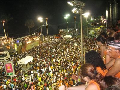 Carnaval de Salvador. Foto: Sameffron