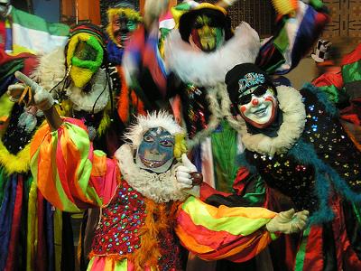 Carnaval em Recife. Foto: Haidee.