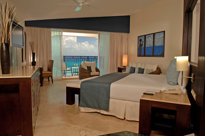 Quarto Torre Royal do Cancun Caribe Park Royal Grand. Foto: Royal Holiday
