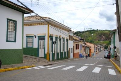 Rua de São Luís do Paraitinga
