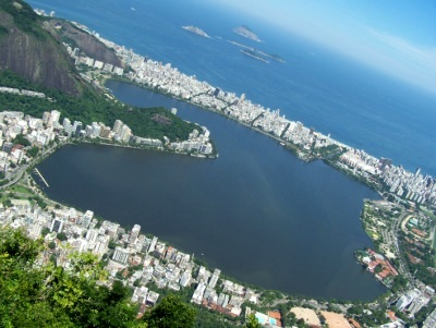 Vista do Corcovado. Royal Holiday. Imagem: Jeguiando.