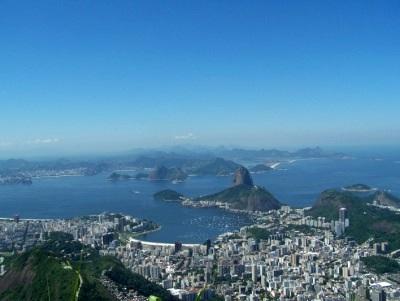 Vista do Corcovado. Royal Holiday. Imagem: Jeguiando.