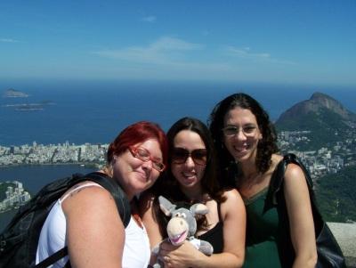 Eu, Mari e Mila. Royal Holiday. Imagem: Jeguiando.