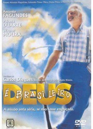 Cartaz do filme Deus é Brasileiro