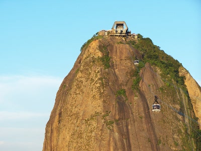 Pão de Açúcar. Rio de Janeiro. Royal Holiday. Imagem: Jeguiando.