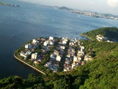 Vista do Pão de Açúcar. Rio de Janeiro. Royal Holiday. Imagem: Jeguiando.