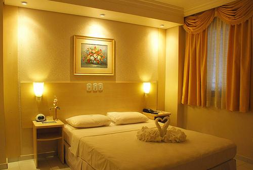 Hotel Taborá Express. Hospedagem econômica e confortável em Foz do Iguaçu.