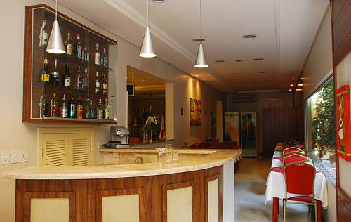 Hotel econômico em Foz do Iguaçu: Hotel Taborá Express.