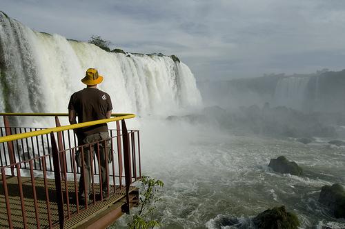 Foz do Iguaçu. Paraná. Cataratas.