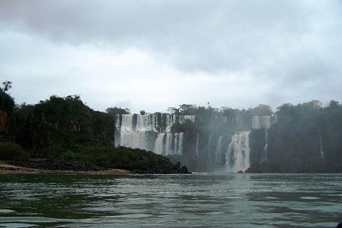 Cataratas Brasileiras. Foz do Iguaçu. Imagem: Erik Pzado.