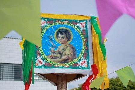 São João! Imagem: Erik Pzado.