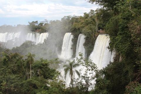Cataratas Argentinas. Porto Iguaçu. Imagem: Erik Pzado.