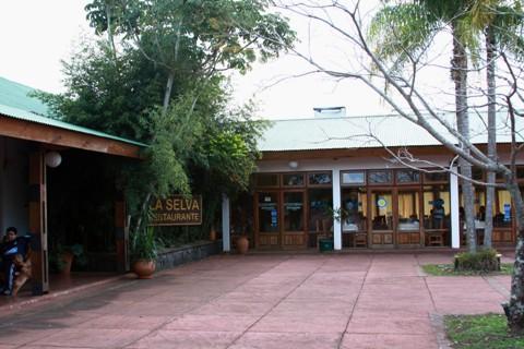 Restaurante La Selva. Cataratas Argentinas. Porto Iguaçu. Imagem: Erik Pzado.