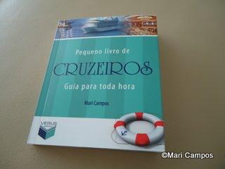 Pequeno livro de Cruzeiros da Mari Campos