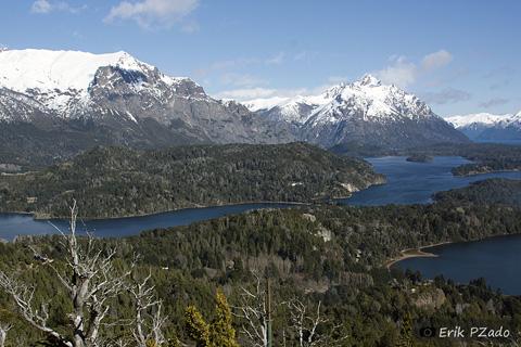 Bariloche, Argentina. Imagem: Erik Pzado.