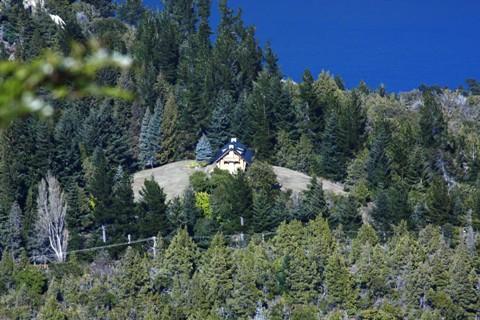 Vista panormâmica de Bariloche. Imagem: Erik Pzado.