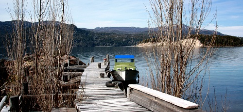 Bariloche isla victoria_topo