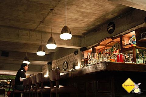 Restaurante Tinto Bistro, no Hotel Panamericano Bariloche. Imagem: Erik Pzado.