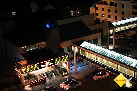 Tresor Casino, conectado ao hotel. Imagem: Erik Pzado.