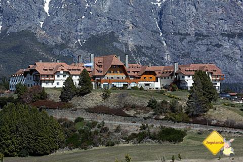 Hotel Llao Llao, Bariloche. Imagem: Erik Pzado.