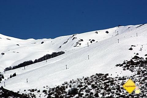 Ah, a neve! Cerro Catedral, Bariloche, Argentina. Imagem: Erik Pzado.
