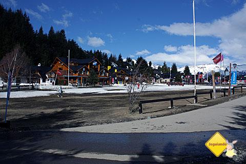 Base do Cerro Catedral. Bariloche, Argentina. Imagem: Erik Pzado.