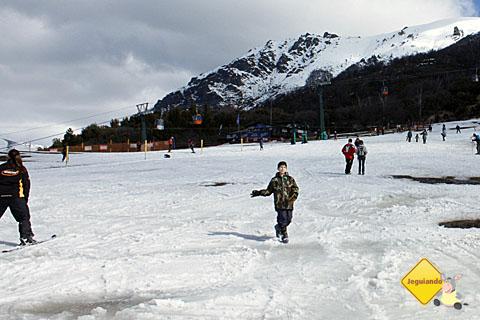 Estação de esqui. Imagem: Erik Pzado.