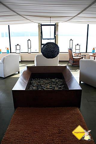 Spa do Hotel Panamericano Bariloche. Imagem: Erik Pzado.
