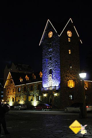 Centro Cívico à noite. Imagem: Erik Pzado.