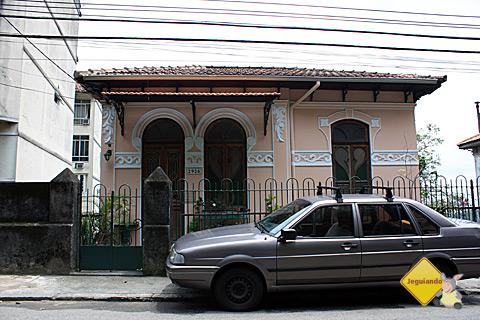 Casarão em Santa Tereza. Rio de Janeiro. Imagem: Erik Pzado.
