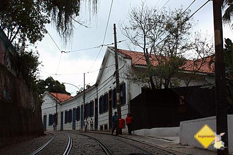 Convento de Santa Tereza. Rio de Janeiro. Imagem: Erik Pzado.