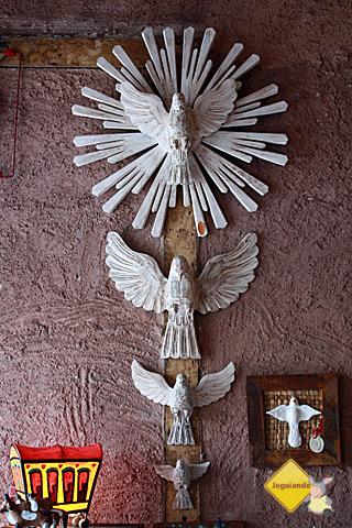 Arte e semelhantes. La Vereda. Imagem: Erik Pzado.